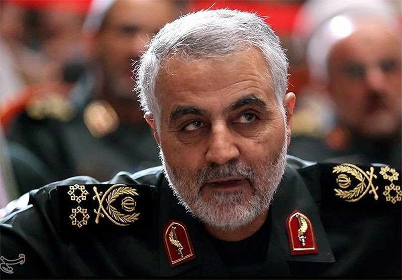Dramatic video of US drone killing Iran's Qassem Soleimani