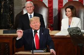 Trump on the US economy – State of the Union Address 2020