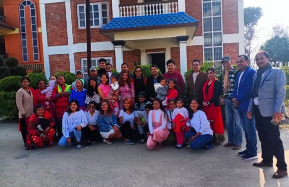Asha Nepal Celebrates Children and the Victims of Trafficking with Artistes!