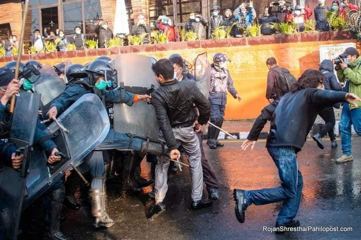 Police used excessive force against civil society members and human rights activists