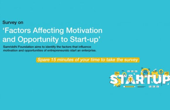 "Survey on ""Factors Affecting Motivation and Opportunity to Start-up"""