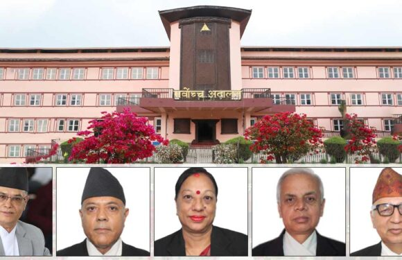 Oli Kicked Out, Deuba's Fluke for the 5th Time, S. C. Bold and Bona Fide!